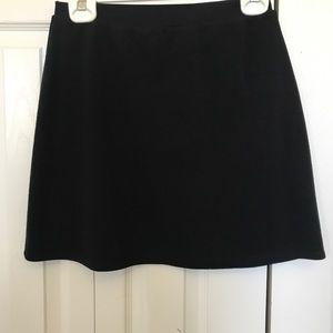 Cotton Express Skirt  SZ Med Never Worn, Black